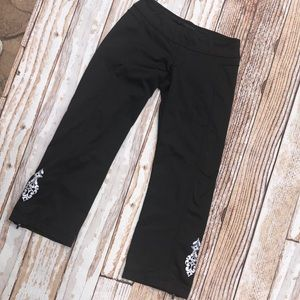 Athleta Pants Womens PS Pockets with Zippers